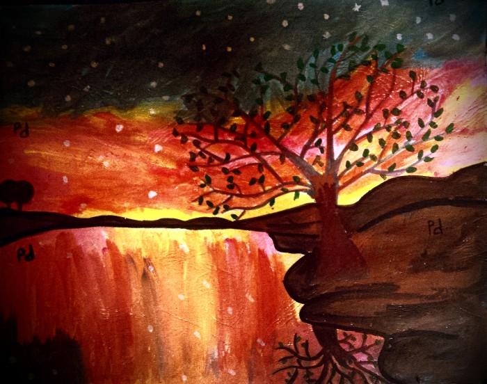 Jumoke Osinloye Painting 2