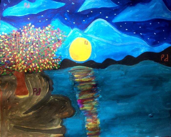 Jumoke Osinloye Painting 3