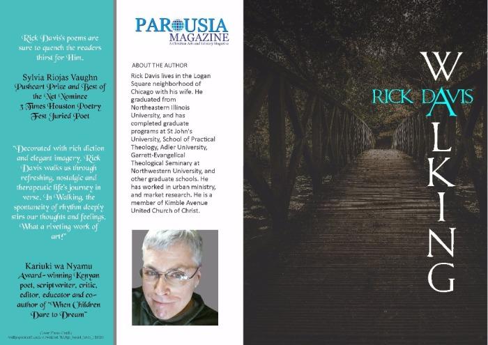 Walking Blurb Rick Davis