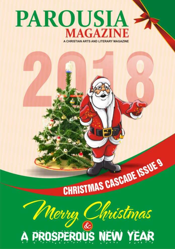 PAROUSIA Magazine Christmas Cascade Issue 9