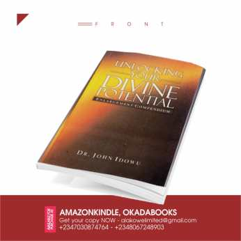 Unlocking Your Divine Potential by John O Idowu (2)