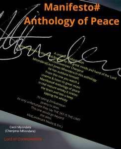 MANIFESTO# Anthology of Peace by Chenjerai Mhondera
