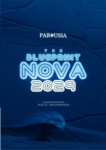 The Blueprint of Nova 2029 front cover