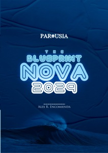 The Blueprint of Nova 2029 front cover