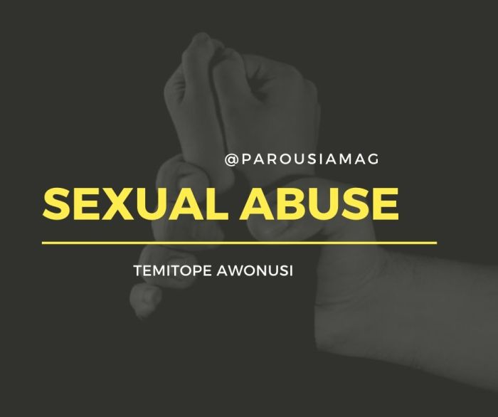 Sexual Abuse by Temitope Awonusi